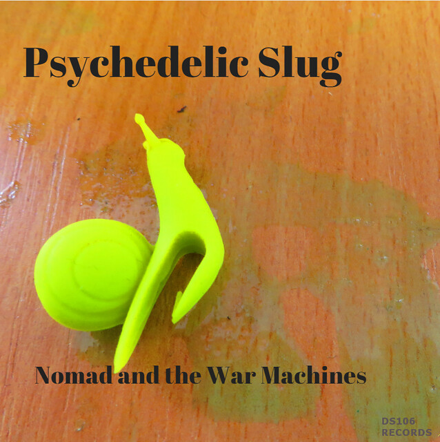psych slug record cover