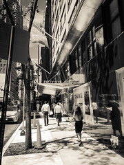 Fifty NYC (tombarnes20008) Tags: affiniafiftyhotel newyork august 2016 street people pedestrians scene apartment building hotel 155east50thstreet thirdavenue eastside midtown manhattan fiftynyc