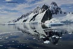 Antartica (Cassio Piccolo) Tags: antartica water landscape paisagem blue ice snow mountain montanha gelo