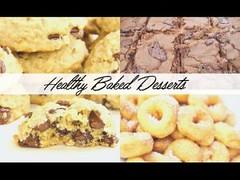 || HEALTHY BAKED DESSERTS || HERFOX11|| (Healthy Fun Fitness) Tags: || healthy baked desserts herfox11||