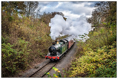 5619 (AlanP) Tags: 5619 midlandrailway goldenvalley