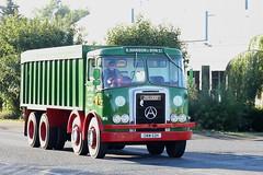 Atkinson Eight Wheel Bulk Alooy Tipper R hanson Wakefield DWW112H Frank Hilton IMG_9212 (Frank Hilton.) Tags: erf foden atkinson ford albion leyland bedford classic truck lorry bus car