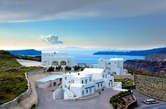 Mesaria, Santorini - Explore (Rita Eberle-Wessner) Tags: santorin santorini mesaria griechenland greece ägäisislands architecture landscape landschaft ägäis white blue