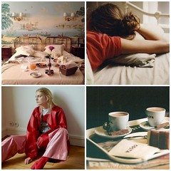 moodboard_coolchicstylefashion (Cool Chic Style Fashion) Tags: breakfastinbed coffee girl harpersbazaar lovelylinks monday mondaymotivation moodboard newweek redandpink snacks wallsconces wallpaper mondaybeginningofonebeautifulweek