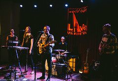 Loch Lomond @ World Cafe Live at The Queen Wilmington 2016 I (countfeed) Tags: music lochlomond wilmington delaware worldcafelive worldcafe thequeen