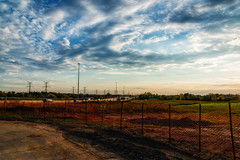 Future 'Burbs (Yewbert The Omnipotent) Tags: gta ontario canada lightroom colour light clouds sky landscape highway nikon d750