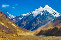 Karakoram Mountains - Glacier - Gilgit Baltistan - Pakistan (zeeshanbsheikh) Tags: vrii gilgit glacier khunjerab mountains nikon pakistan landscape baltistan border china clouds earth karakoram khunjerav nature sky