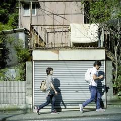 2015-05-03_15:19 (h-pom) Tags: 2015 may japan kamakura film color squareformat mediumformat 6x6 slr 90mm people portra400