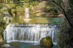 AUTOMNE SUR SIAGNE (zventure,) Tags: zventure nature paysage automne lasiagne gorgesdelasiagne saintcezaire barrage eau eaudouce fleuvecotier rivire