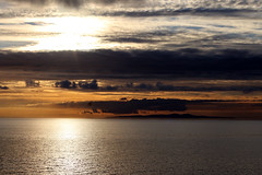 Isle of Man (Cumberland Patriot) Tags: isle of man seascape sky clouds nethertown cumbria