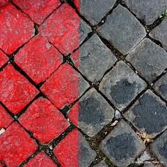 Minimal_5884 (Lothar Heller) Tags: minimal minimalism less red grey rot grau