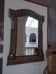 Tkr, veggyngy kerettel (Ferencdiak) Tags: pearl mosaic frame budapest hungary tkr veggyngy mirror