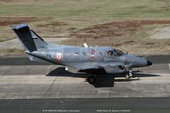 IMG_0100 (jeanpierredewam) Tags: yu105 embraer 121 xingu frenchairforce