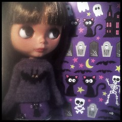 Part 2: Dafina & Her Blythe Swap Gifts