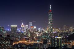 紅色皇冠101 - Taipei 101 Red Crown (basaza) Tags: canon 30d 烘爐地 101 taipei