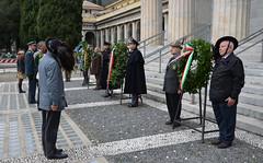 staglieno6 (Genova citt digitale) Tags: commemorazione defunti caduti militari forze armate cimitero staglieno genova 2 novembre 2016 cardinale bagnasco comune regione citt metropolitana cerimonia corone