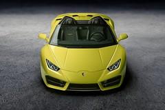 Lamborghini Huracan LP 580-2 Spyder