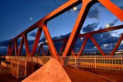 Pont Le Havre (ericdar1) Tags: pont cluse le havre normandie port harbour bridge