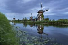 Guess where... (dlorenz69) Tags: kinderdijk netherlands holland mill windmill windmhle rotterdam niederlande water wasser mhle