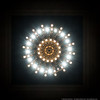 NY Abstraction II (mhoffman1) Tags: oony2016 rx100iv abstract chandelier circle circular concentric lights pattern symmetrical newyork unitedstates us