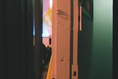 (envee.) Tags: 35mm film photography analogue camera camra dejur d3 fujifilm fuji colour 200 iso still shoot is dead saigon saigonsaigon vietnam old apartment light shadow december dec 2015 break
