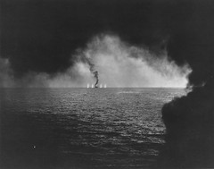 #USS GAMBIER BAY (CVE-73) straddled by Japanese shells and falling behind the rest of her task group, during the battle off Samar, 25 October 1944 [3600 x 2843] #history #retro #vintage #dh #HistoryPorn http://ift.tt/2fJo7lA (Histolines) Tags: histolines history timeline retro vinatage uss gambier bay cve73 straddled by japanese shells falling behind rest her task group during battle off samar 25 october 1944 3600 x 2843 vintage dh historyporn httpifttt2fjo7la