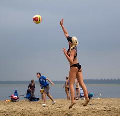 P8154571 (roel.ubels) Tags: beach sport beachvolleyball volleyball volleybal eerste beachvolleybal eredivisie 2015 footvolley topsport divisie