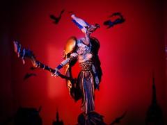 Nekhbet, Vulture Goddess (ridureyu1) Tags: toy toys actionfigure egypt hellish demon devil dictionnaireinfernal toyphotography nekhbet jfigure demonschronicle arsgoetia yanoman sonycybershotsonycybershotdscw690 goeticdemons vulturegoddess