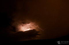 Fire In The Sky (DyDoo_Coyote_Aris) Tags: thunder orage foudre claire sparcks