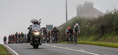 Tour of Britain stage 3 start (Fellwalker 66) Tags: nikon tour britain cumbria d750 24120 dearham