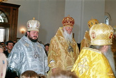 070. Consecration of the Dormition Cathedral. September 8, 2000 / Освящение Успенского собора. 8 сентября 2000 г