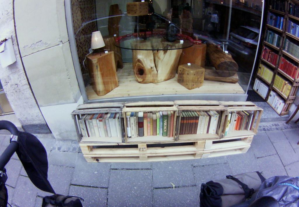 Coburg bookstore, June 2015
