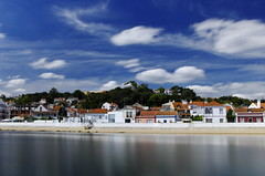 Clouds racing (Capturedbyhunter) Tags: 2 portugal clouds landscape pentax santarm nuvens fernando 24 f2 24mm 20 marques fa k5 waterscape ribatejo coruche f20 sorraia caador fajarda