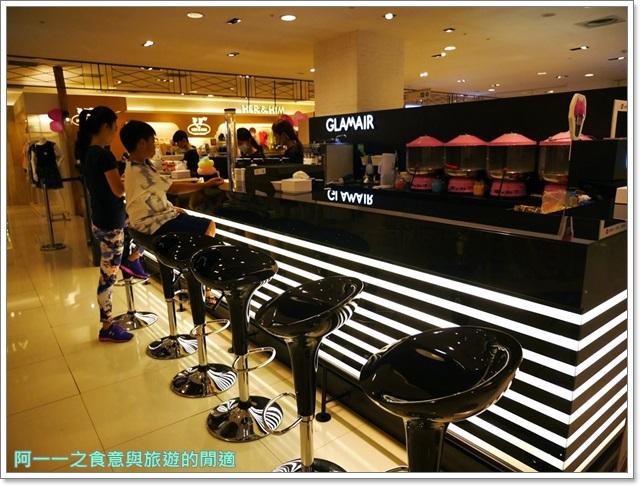 台中新光三越美食glamair彩虹棉花糖冰淇淋韓國首爾image003
