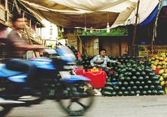 Ready to be clicked.. (devmishra619) Tags: street portrait market streetportrait shopkeeper