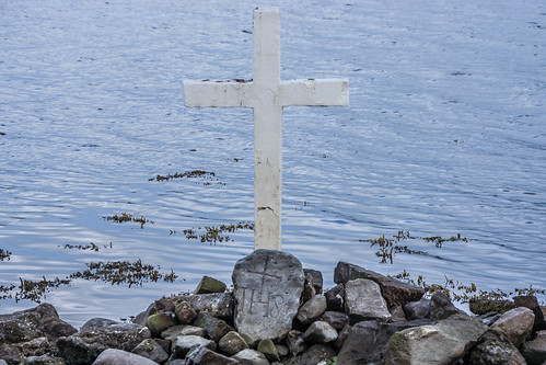 "A HOLY WELL IN A TIDAL ZONE ""ST. AUGUSTINE'S HOLLY WELL [LOUGH ATALIA ROAD IN GALWAY]REF-107240"