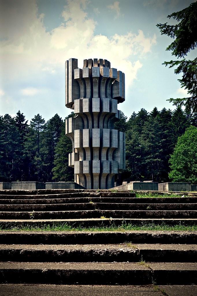 Kozara Monument The World's most recen...