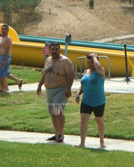 Waterpark chub 1 (I.E. Bear II) Tags: bear hairy man hot sexy guy happy gut big furry random fat handsome chub dude belly trail bubba beerbelly chubby guapo thick gordo bellies panza moobs panzon barrigon pansa stocky panson