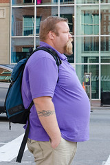 Downtown-Bear-4x6-3168 (Mike WMB) Tags: bear beard goatee belly