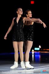 Ekaterina Gordeeva with Liza