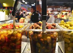 St. Lawrence market olives