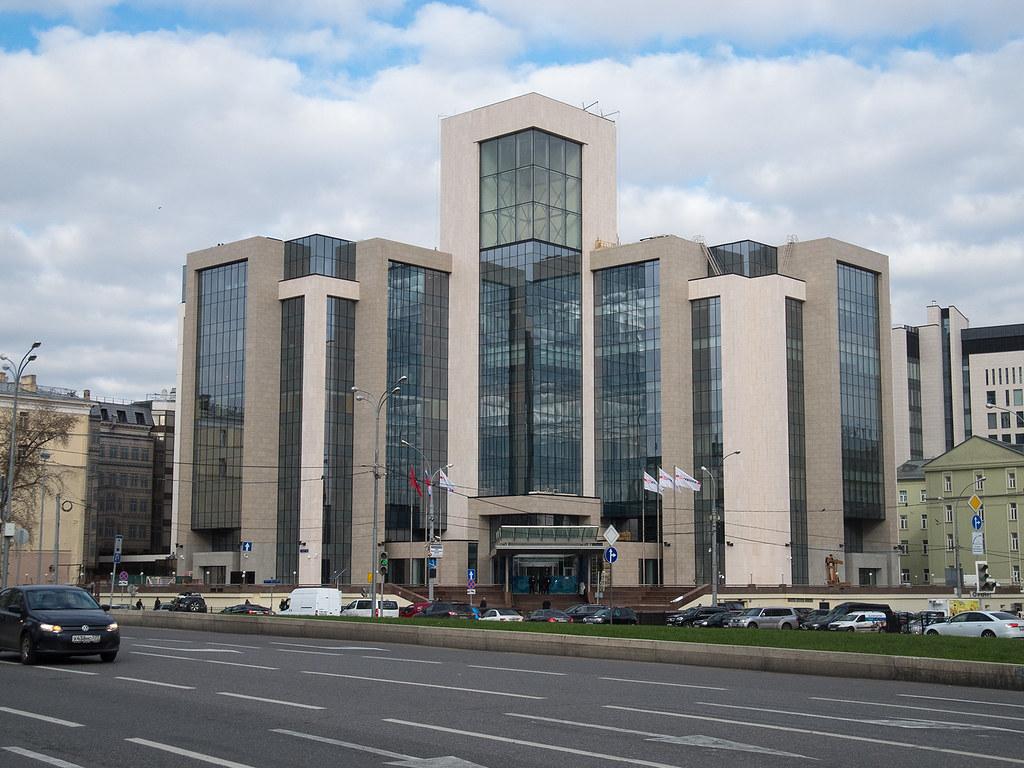 фото: Lukoil building