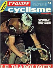 1973 Le Diabolique de PARIS-ROUBAIX (Sallanches 1964) Tags: cobblestones parisroubaix eddymerckx diabolique hellofthenorth classicmonumentrace