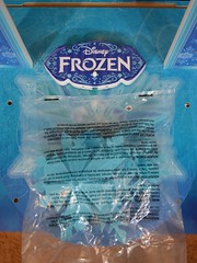 Disney Frozen Snowflake Mansion by KidKraft - Assembling - Step 28-29 - Ice Chandelier - Unassembled (drj1828) Tags: snowflake castle ice toy frozen palace costco mansion dollhouse 12inch assembling kidkraft