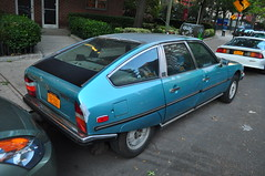 1981 Citron CX Pallas D (Triborough) Tags: nyc newyorkcity ny newyork car chelsea d manhattan citron cx pallas newyorkcounty