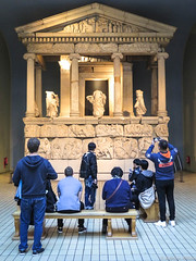 Nereid Monument (Adrian Milne) Tags: britishmuseum nereid nereidmonument