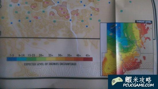 異塵餘生4BB小子位置與地圖等級一覽 異塵餘生4BB小子在哪