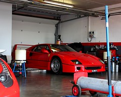 Ferrari F40 (SP-98) Tags: auto old light red france hot love cup look car sport race speed canon fun rouge eos team italian track italia noir power dino details wheels young style right f1 ferrari voiture course exotic turbo enzo passion gt tours plaisir italie v8 coup compact piste f40 recaro biturbo kmh propulsion