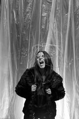 IMG_6107 (m.acqualeni) Tags: portrait en sexy trash dark de emotion nu femme gothic goth sm cage file plastic sombre manuel thrash manu fille gothique sado fer plastique souffrance photographe couronne maso sadomaso bache bche nudit barbelets dcal barbelet fetichiste acqualeni