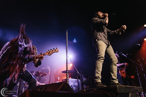Pop Evil - November 14, 2015 - Hard Rock Hotel & Casino Sioux City